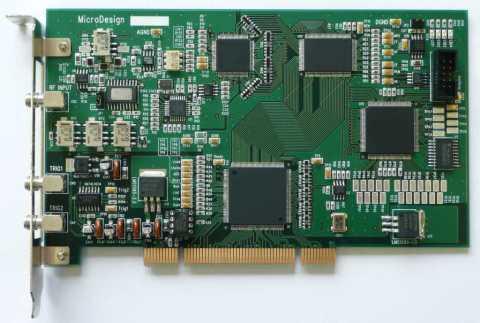 FADC-12-210A 基板